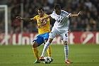 Carlos Tevez (Juventus FC), Claudemir De Souza (FC K�benhavn)