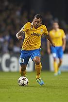 Carlos Tevez (Juventus FC), Thomas Delaney (FC K�benhavn)
