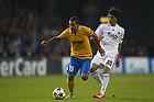 Carlos Tevez (Juventus FC), Cristian Bolanos (FC K�benhavn)