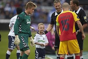 Steffen Rasmussen (Agf), Mikkel Thygesen (Br�ndby IF)