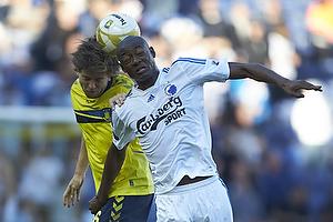 Martin �rnskov (Br�ndby IF), Fanendo Adi (FC K�benhavn)