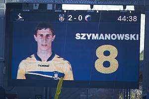 Alexander Szymanowski, m�lscorer (Br�ndby IF)
