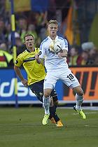 Nicolai J�rgensen (FC K�benhavn), Martin Albrechtsen (Br�ndby IF)