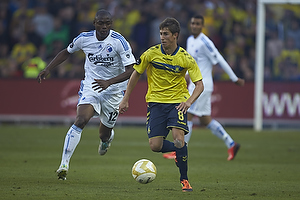 Alexander Szymanowski (Br�ndby IF), Fanendo Adi (FC K�benhavn)