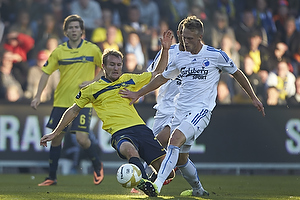 Thomas Kahlenberg (Br�ndby IF), Nicolai J�rgensen (FC K�benhavn)