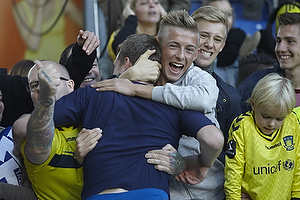 Br�ndbyfans, Lukas Hradecky (Br�ndby IF)