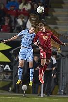 Jonas Borring (Randers FC), Jens Stryger Larsen (FC Nordsj�lland)