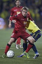 Mario Ticinovic (FC Nordsj�lland), Riza Durmisi (Br�ndby IF)