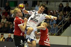 Bo Spellerberg (KIF Kolding K�benhavn), Henrik M�llgaard (Skjern H�ndbold)