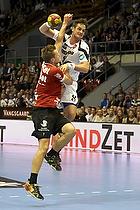 Bo Spellerberg (KIF Kolding K�benhavn), Thomas Klitgaard (Skjern H�ndbold)