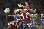 Gianluigi Buffon (Italien), Nicklas Bendtner (Danmark)