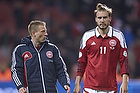 Niki Zimling (Danmark), Nicklas Bendtner (Danmark)