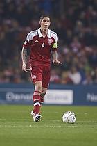 Daniel Agger, anf�rer (Danmark)