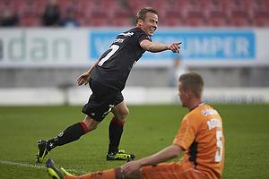 Jeppe Curth, m�lscorer (FC Midtjylland)