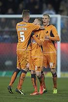 Mads Agesen (Randers FC), Ronnie Schwartz, m�lscorer (Randers FC)