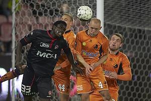 Ebere Paul Onuachu (FC Midtjylland), Nicolai Brock-Madsen (Randers FC), Johnny Thomsen (Randers FC)