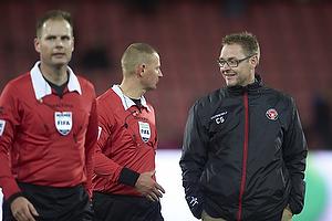 Claus Steinlein, direkt�r (FC Midtjylland)