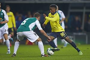 Quincy Antipas (Br�ndby IF), Mikkel Rask (Viborg FF)