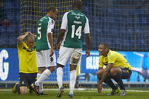 Mikkel Thygesen (Br�ndby IF), Kenneth Zohore (Br�ndby IF)