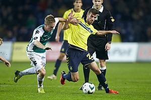 Ferhan Hasani (Br�ndby IF), Marcel R�mer (Viborg FF)