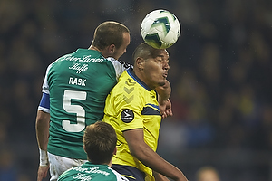 Mikkel Rask (Viborg FF), Kenneth Zohore (Br�ndby IF)