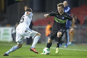 -Emil Larsen (Ob), Christoffer Remmer (FC K�benhavn)