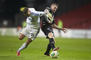 Rurik Gislason (FC K�benhavn), Martin Spelmann (Ob)
