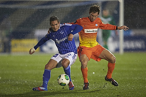 Lasse Fosgaard (Lyngby BK), Ryan Johnson Laursen (Esbjerg fB)