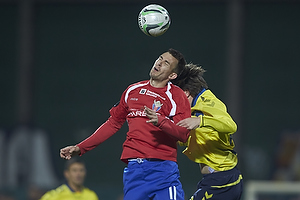 Dennis S�rensen (FC Vestsj�lland), Martin �rnskov (Br�ndby IF)
