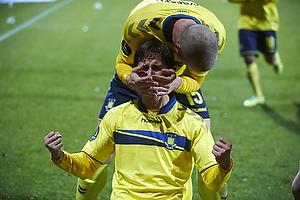 Alexander Szymanowski, m�lscorer (Br�ndby IF), Mikkel Thygesen (Br�ndby IF)