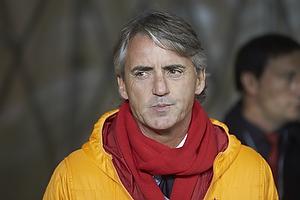 Roberto Mancini, tr�ner (Galatasaray)