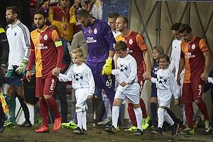 Selçuk İnan (Galatasaray), Eray İşcan (Galatasaray)