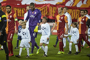 Selçuk İnan, anf�rer (Galatasaray), Eray İşcan (Galatasaray), Semih Kaya (Galatasaray)