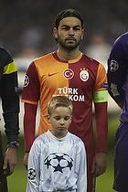 Selçuk İnan, anf�rer (Galatasaray)
