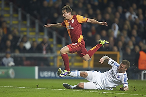 Aydın Yılmaz (Galatasaray), Ragnar Sigurdsson (FC K�benhavn)