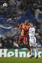 Pierre Bengtsson (FC K�benhavn), Felipe Melo (Galatasaray)
