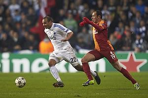 Daniel Omoya Braater (FC K�benhavn), Umut Bulut (Galatasaray)