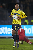 Kenneth Zohore, m�lscorer (Br�ndby IF)