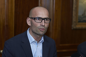 Claus Bretton-Meyer, administrerende direkt�r (DBU)