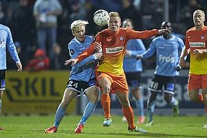 Andreas Oggesen (S�nderjyskE), Peter Ankersen (Esbjerg fB)