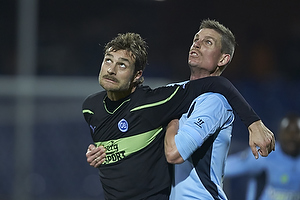 Morten Skoubo (Ob), Jonas Borring (Randers FC)
