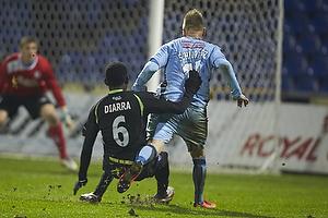Mohammed Alimou Diarra (Ob), Ronnie Schwartz (Randers FC)