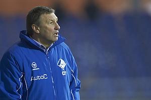 Colin Todd, cheftr�ner (Randers FC)