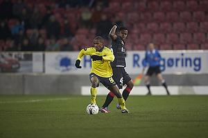 Quincy Antipas (Br�ndby IF), Izunna Arnest Uzochukwu (FC Midtjylland)