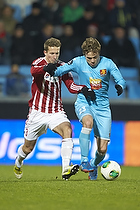 Jakob Ahlmann Nielsen (Aab), Mario Ticinovic (FC Nordsj�lland)
