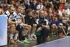 Joachim Boldsen (KIF Kolding K�benhavn), Bilal Suman, cheftr�ner (KIF Kolding K�benhavn)