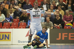 Joachim Boldsen (KIF Kolding K�benhavn), Mads Jepsen (Ribe-Esbjerg HH)