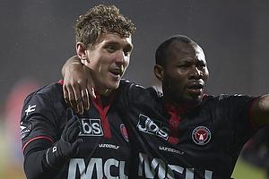 Morten Duncan Rasmussen, m�lscorer (FC Midtjylland)