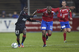 Pione Sisto (FC Midtjylland), Jean-Claude Bozga (FC Vestsj�lland)