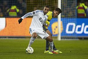 Youssef Toutouh (FC K�benhavn), Dario Dumic (Br�ndby IF)